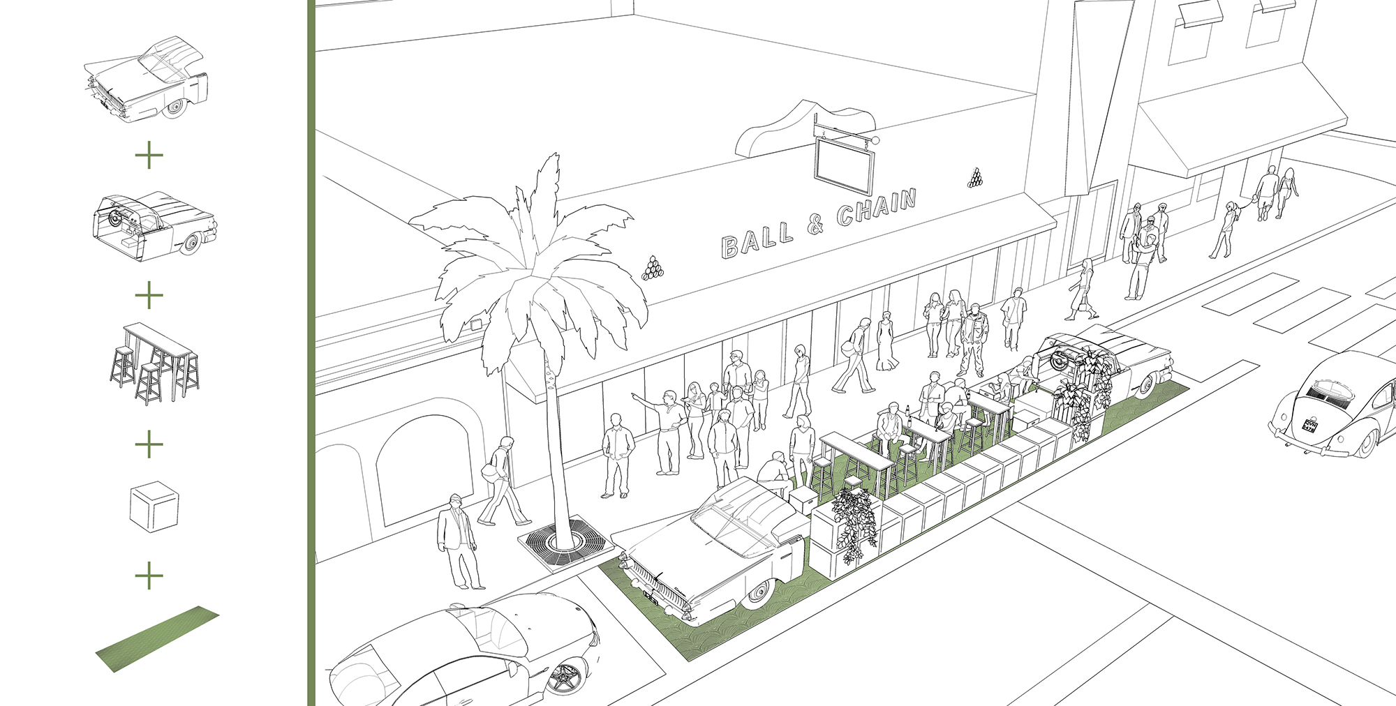 Ball & Chain Parklet-sm2
